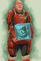 Red Guardian by NejnoeBu