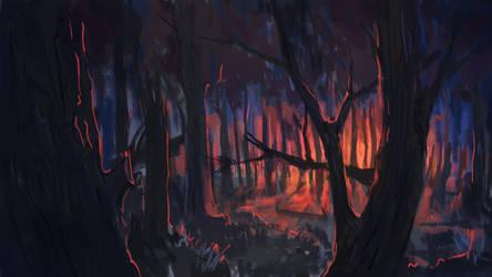 Twilight's Forest by NejnoeBu