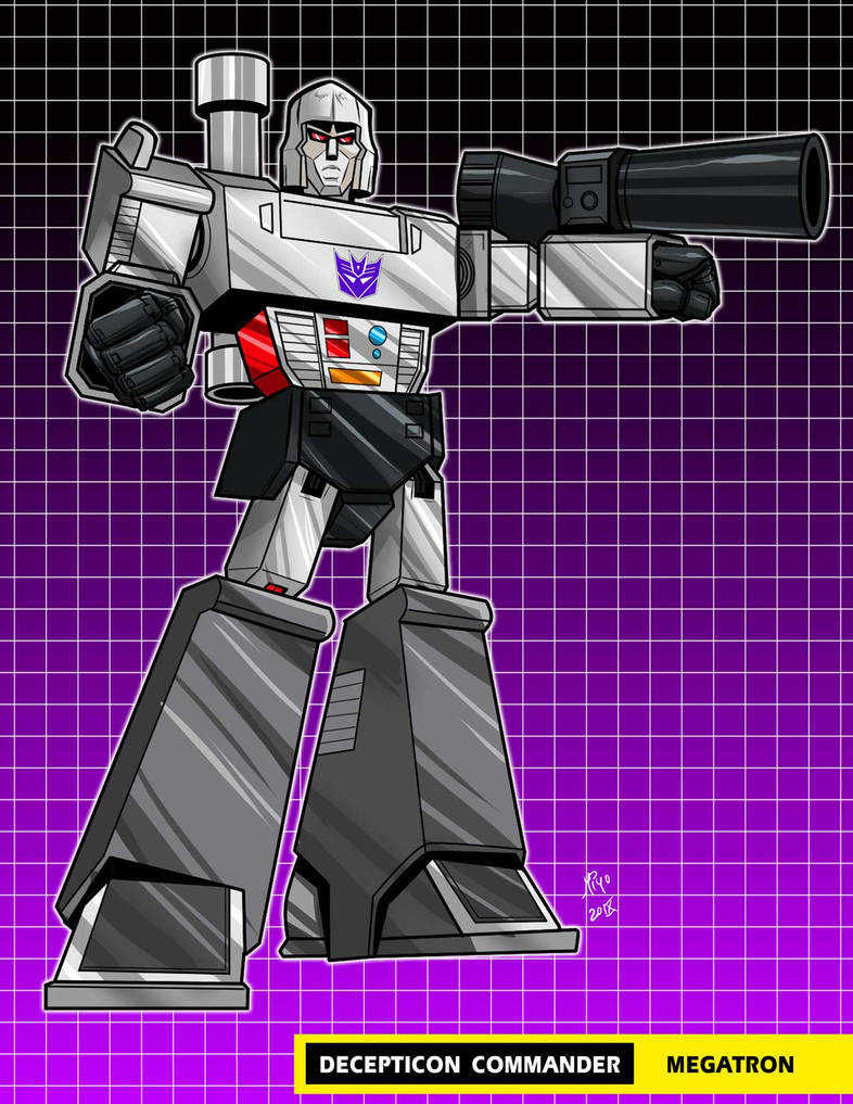 Megatron version 2 by Shayeragal