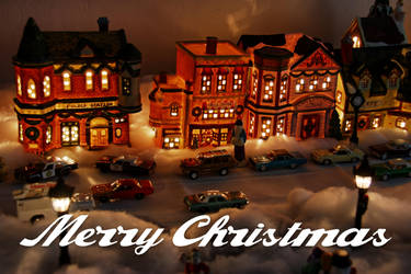 Merry Christmas 2015 by wannabemustangjockey