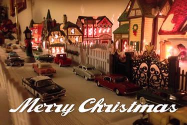 Merry Christmas 2016 by wannabemustangjockey