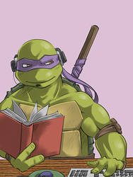 TMNT-Cover Don by tmask01