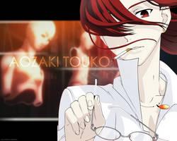 Aozaki Touko by Lierownya