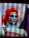 Demona Face by autumnrose83