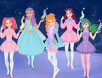 80's girl Moon Dreamers by autumnrose83