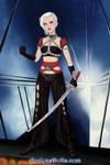 Sci-fi-Warrior - Paine FFX2 by autumnrose83