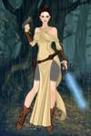 X-Girl - Star Wars Rey by autumnrose83