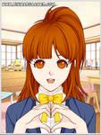 Mega Anime WH - Amelia Nile by autumnrose83