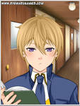 Mega Anime WH - Elias Goldstein by autumnrose83