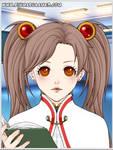 Mega Anime WH - Prefect Liz Heart by autumnrose83