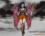 Epic Angel - She-Ra Flutterina by autumnrose83