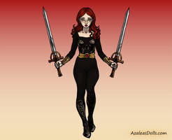 Epic-Angel-Black Widow by autumnrose83