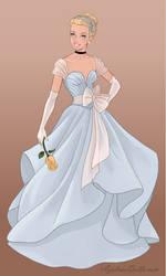 Wedding-Dress - Cinderella by autumnrose83