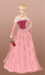 Wedding-Dress - Aurora by autumnrose83