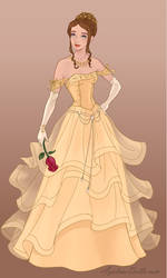 Wedding-Dress - Belle by autumnrose83