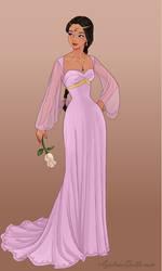 Wedding-Dress - Jasmine by autumnrose83