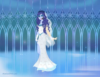 Snow-Queen - Corpse Bride by autumnrose83