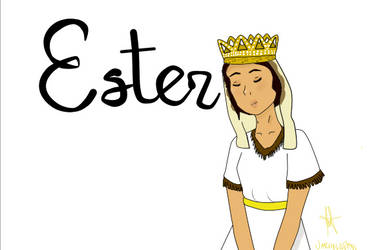 Reina Ester by jacanapan