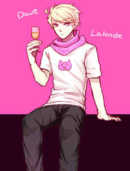 Dave  Lalonde by minjing