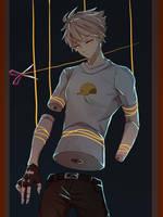 Puppet Dirk by minjing
