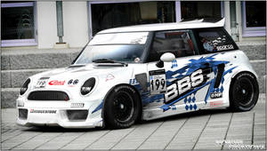 Mini cooper dirty racer by NorderCreations