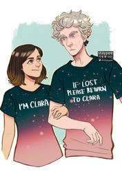 Return to Clara by staypee