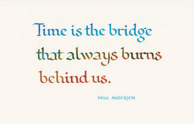 Poul Anderson - Time by MShades