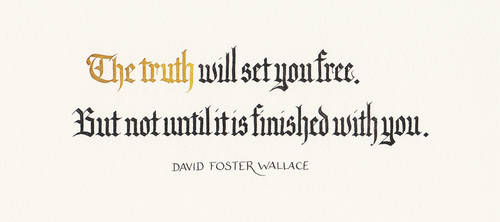 David Foster Wallace - Truth by MShades