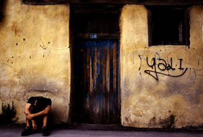 Loneliness by izmir