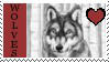 Wolves stamp by dragonstar10