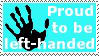 Left-Handed by dragonstar10