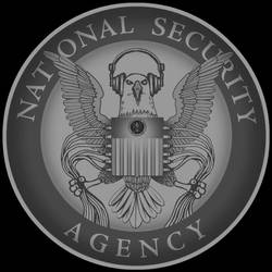 Wallpaper NSA (lighter) by carlosovni