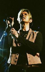 David Bowie 2 by Woolf20