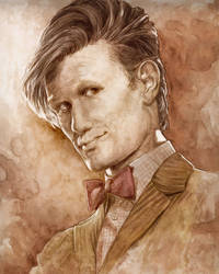 Dr. Who 1 by anti-ignoramus