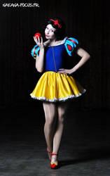 Sexy Snow White by NikitaCosplay