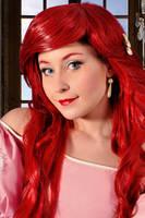 Ariel portrait by NikitaCosplay