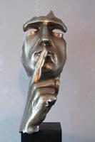 Metal Mask Stock by jayjd2 by jayjd2