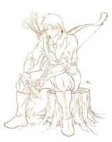 +Archer+ by junfei176