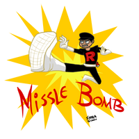 MISSLE BOMB by Shiila