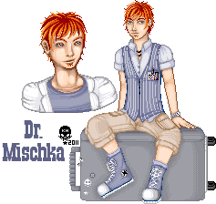 MMP RI: Dr. Mishka by 00QuothTheRaven00
