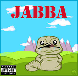 Fan Art Mashup: Jabba by 00QuothTheRaven00