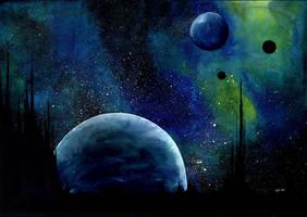 In The Dark Lands by nicolepellegrini