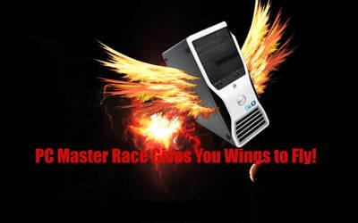 PC gives you wings by Jadenkorr1202