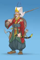 Janissary by tanarkoburger
