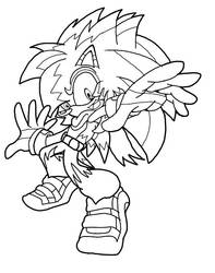 .:WIP:. Spike The Hedgehog - Sonic Channel by Pickles-of-Destiny