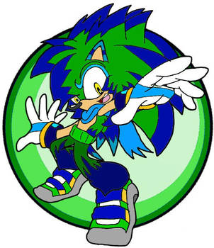 .:Sonic Channel Circle:. Spike The Hedgehog by Pickles-of-Destiny