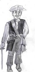 Captain Jack Harkness-Sparrow by Castiel-Abhorsen