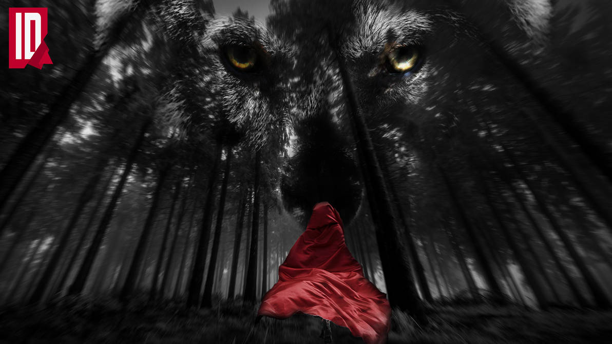Little Red Riding Hood Wallpaper By Individualdesign