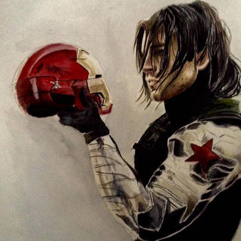 The Winter Soldier by Jamin95