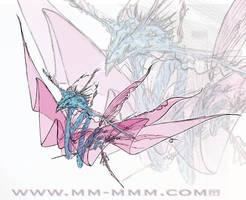 Blu Dragon by mmmmmike